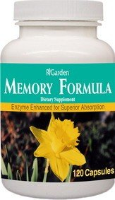 memory formula  120 caps  list price   22 00