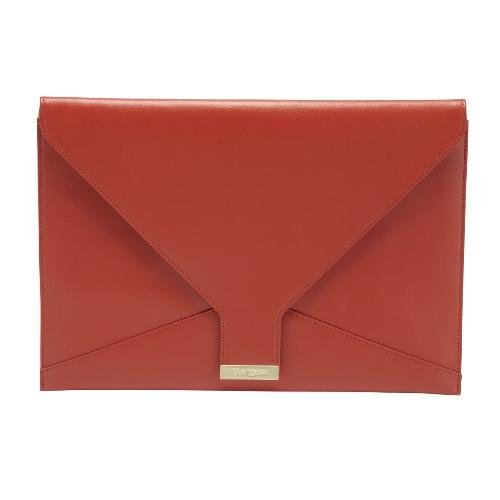"Targus Discontinued - Leather Clutch Bag for 13.3"" UltrabookTM & Macbook®"