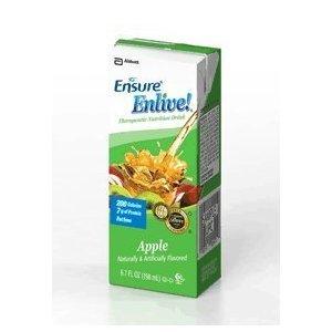 Ensure Enlive Liquid Apple, 32X6.7 Oz