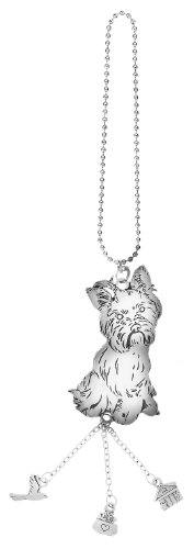 Car Charm-Yorkshire Terrier