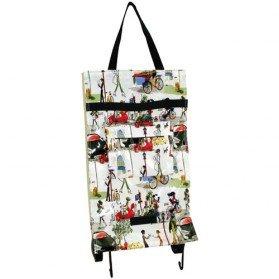 sac roulettes pliant sidecar city cuisine maison. Black Bedroom Furniture Sets. Home Design Ideas