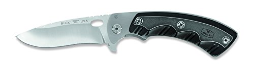 Buck Knives 546 Open Season Folding Skinner Knife with Removable Clip