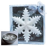 Prices Floating Snowflake Candle Large by Price's