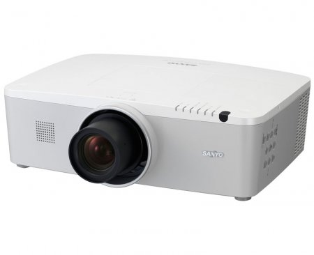 Sanyo PLC-XM100 Manageable Multimedia 3LCD Projector, 5000 Lumens
