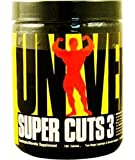 Universal Nutrition Super Cuts 3 130 Tabs Weight Loss / Energy