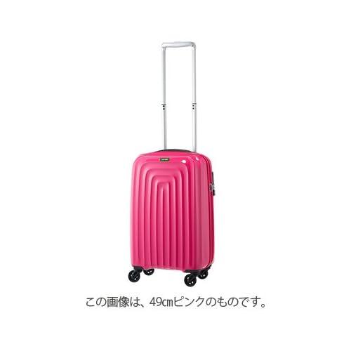 【amazonギフト券1,000円分プレゼント対象】 LojeL スーツケース 超軽量 ロジェール Wave 【61cm】 LWZ1-Mピンク