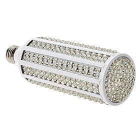 E27 23W 360-Led 1470-1500M 2800-3300K Warm White Light Led Corn Bulb (85-265V)