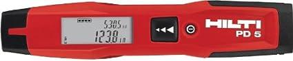 Hilti-PD-5-Laser-Range-Meter