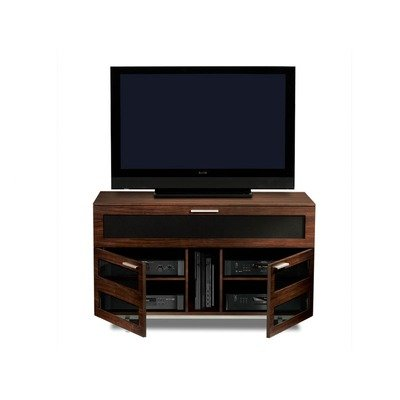 Cheap Avion II 48″ TV Stand in Chocolate Stained Walnut (8928CSW)