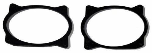 Rear Toyota Aftermarket Speaker Adapter 6X9 Inches -Camry, Corolla, Solara, Yaris