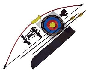 Arrow Precision Ram Bow Recurve Archery Set