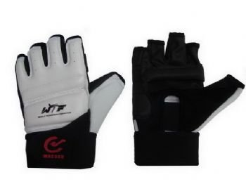 WTF Approved Competition Taekwondo Gloves - Small