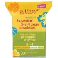 alba-botanica-natural-hawaiian-3-in-1-clean-towelettes-pineapple-enzyme-30-by-alba-botanica