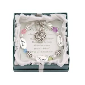 DMM Expressively Yours Bracelet - Love, Friend, Forever