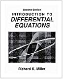 Introduction to Differential Equations (2nd Edition) (013478264X) by Miller, Richard