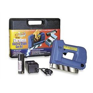 ARROW ETC50K Cordless Staple Gun Tacker Kit