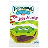 The Natural Confectionery Co Jelly Snakes 200G