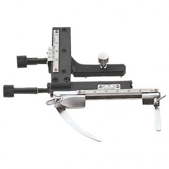 Graduated Mechanical Medium Sized Microscope Stage