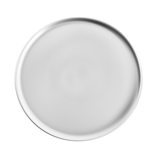 New Star 50851 Aluminum Couple Style Pizza Tray Pizza Pan, 20-Inch (Large Pizza Pan compare prices)