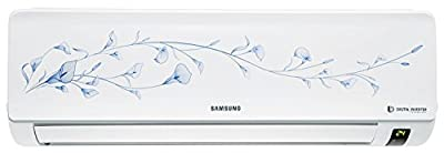 Samsung AR12KC5HATP Split AC (1 Ton, 5 Star Rating, Lily Grey)