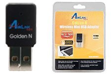 AirLink101 AWLL6075 Wireless N Mini USB Adapter