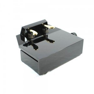 Best Prices! Ebony Piano Pedal Extender Bench