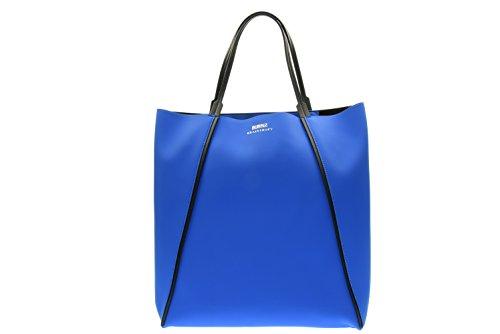 BUBBLE BRAINTROPY donna borsa shoppy blu elettrico SHPBUBCNT 063 UNICA Blu elettrico