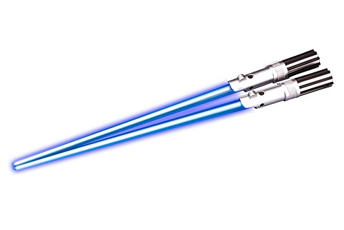 Star Wars Chop Sabers - Luke Skywalker Blue Light up version