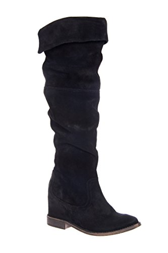 Stephen Hidden Wedge Boot