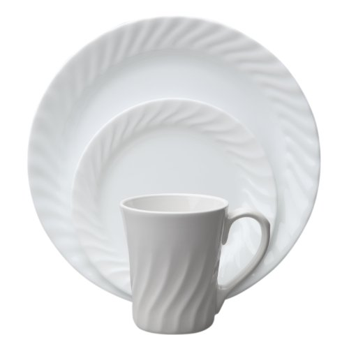Corelle 16-Piece Vive Enhancements Dinnerware Set