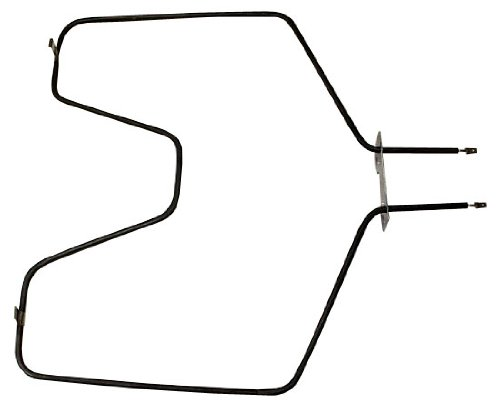 GE WB44K5012 Bake Element for many GE, Hotpoint, RCA, and Sears ovens (Oven Bake Element Part Wb44k5013 compare prices)