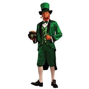 Mister Leprechaun Adult Costume Size One-size