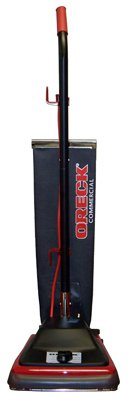 Oreck Commercial OR100 Commercial Upright Vacuum Cleaner, Bagged
