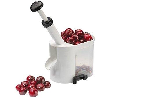 Linaatales®Graine Cerise Olive Pits Pitter Pierre Remover machine Corer Deseeder Outil de cuisine