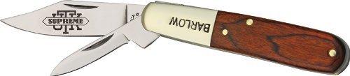 KutMaster 11-24789W Utica Barlow Knife, 3 1/4-Inch