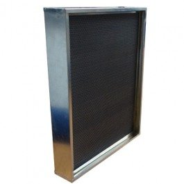 20X25X5 Electrostatic Washable Furnace And Ac Filter 19-3/4 X 24-3/8 X 4-3/8