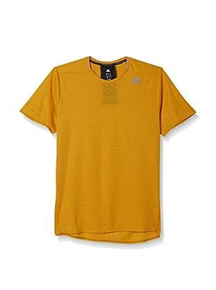 adidas Camiseta Manga Corta Supernova (Naranja)