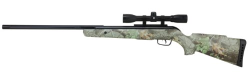 Gamo Camo Rocket .177 Caliber Air Rifle with 4X32 Rifle Scope and SAT 2-stage adjustable trigger