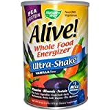 Alive! Pea Ultra-Shake Vanilla, 2.2 lbs Powder