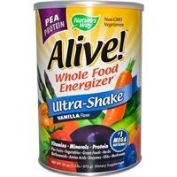 Alive! Pea Ultra-Shake Vanilla, 2.2 lbs Powder