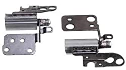 ET LCD SCREEN HINGES SET (L+R) FOR DELL INSPIRON 15Z 5523 8C5WW 8P1M0