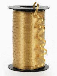 GOLD CURLING RIBBON (1 roll)