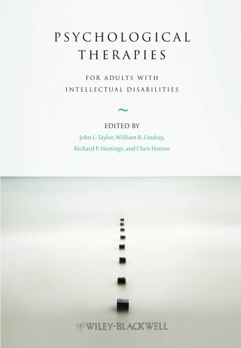 Psychological Therapies for Adults with Intellectual Disabilities