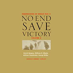 No End Save Victory Audiobook