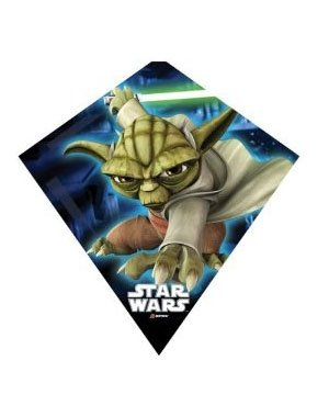 Sky Diamond Star Wars Yoda Kite - 1