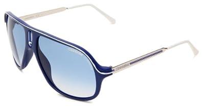 Carrera SAFARI A BLWHT PAL/CR-Azul SHD - Gafas de sol (SAFARI-A-6SV-FE-62-15-135)
