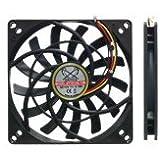 Scythe Ventilateur Kaze Jyu Slim 2000 tr/min 100 x 100 x 12 mm