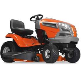 "Husqvarna YTH22V46 (46"") 22HP Lawn Tractor (2013 Model) - 960 43 01-61 by Husqvarna"