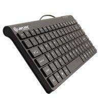 Lapcare USB Mini Keyboard(Black)