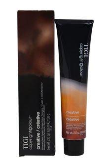 Colour Creative Creme-Emulsion Colour # 5/5 Light Mahogany Brown 2 Oz. Hair Colour Unisex